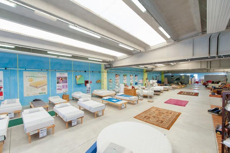 gallery showroom - Vendita materassi e guanciali memory